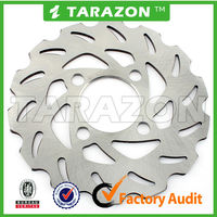 Hot sale OEM quality China stainless steel motorcycle parts ATV brake rotor