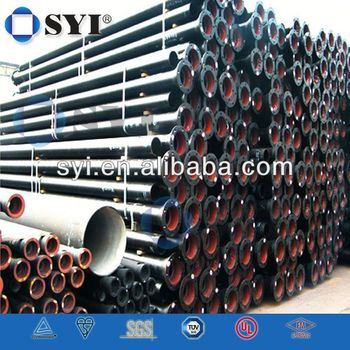 the price of ductile iron pipe syi