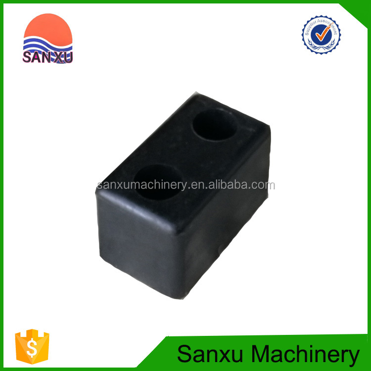 Factory Customized Molded Hard Rubber Made Product For Trucks
