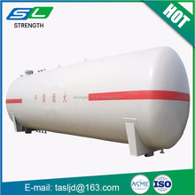 HRC mild steel composite natural gas storage tank for industrial & chemical implication