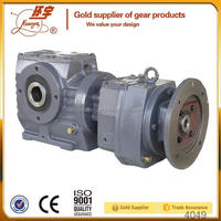 High Torque electric motor with reduction gear with Cooling Oil Pump