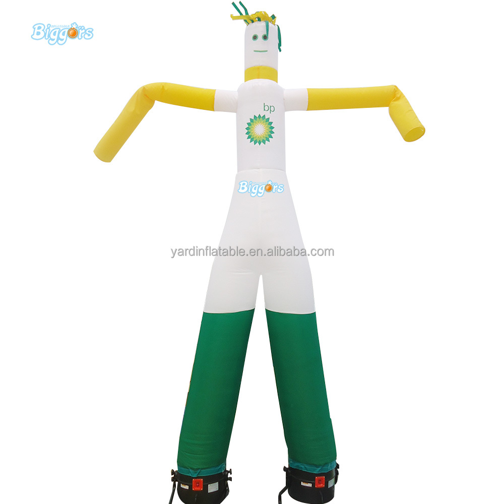 Inflatable Advertising Air Dancing Man Sky Dancer With Professional Printing