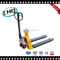 New Economic Hydraulic/Hand Pallet Truck with Scale