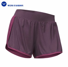 Fashion Side-split Hems Shorts Hot Sexy Girls Short Pants Sexy Nude Women Photos