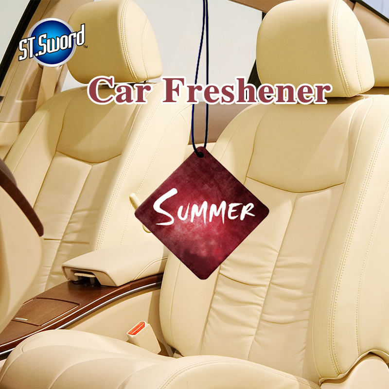 China Factory Portable Long Lasting Air Freshener For Car
