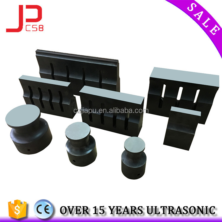 ultrasonic welding sonotrodes design for plastic welding