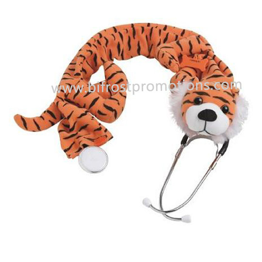 Caterpillar Animal Plush Stethoscope Cover