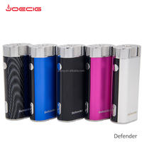 joecig Original Adjustable Voltage VV Mod E Cigarette Reviews, Dry Herb Vaporizer
