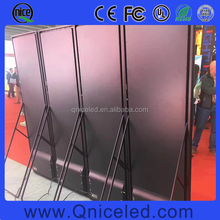 Floor stand Ultra thin light weight LED Video Display/P2.571 LED advertising panel board/P2.571 HD LED Panel