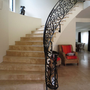 cheap price model iron railing