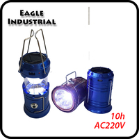 Hot Selling Rechargeable Small Solar Panel Camping Lantern