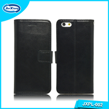 New Arrival Magnetic Closure Leather Cell Phone Wallet Case for iphone 6