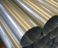 316 Exhaust Stainless Steel Square Tube, Seamless Stainless Exhaust Flexible Steel Tubing