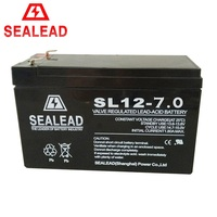 12v 7ah Lead acid/AGM / VRLA / SLA / SMF Battery