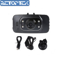 Factory price 1080P full HD car camera recorder GS8000L 2.7 inch LCD screen night vision with 4pcs LED light