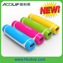 hot selling 2600mah power bank charger,Original Power Bank 2600mAh For best gift