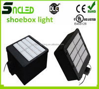 Aluminum Alloy Lamp Body Material and LED Light Source LED retrofit shoebox light