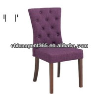 3 years warranty modern metal and leather dining chairs with best cost performance