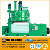 Sunflower oil cold press machine rapeseed groudnut walnut oil press machine for low price