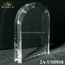 Custom Blank K9 Crystal Glass Cube Trophy Award