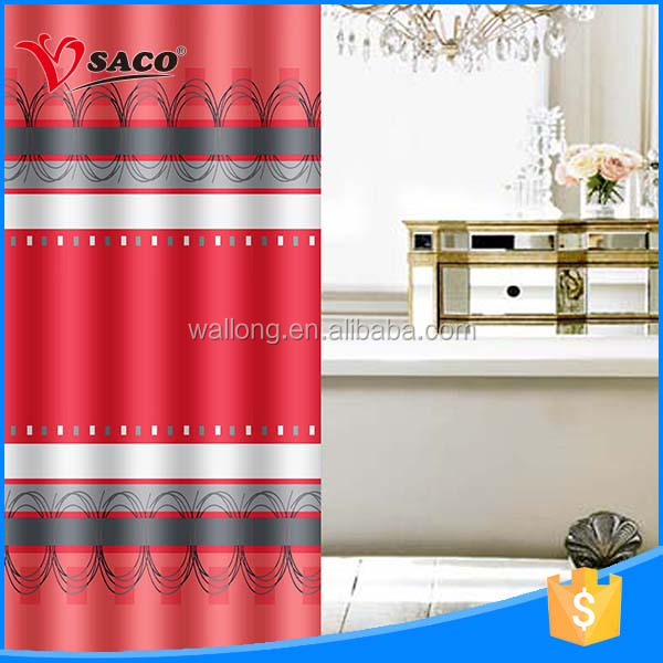 Wholesale cheap 100% polyester sheer curtain