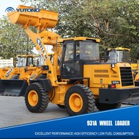 ChineseHigh Quality 3t Small Tractor Front End Loader