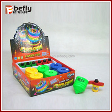 Musical Flash laser top toys