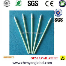 High quality - 200 pcs / Lot Solvent / Inkjet Cleaning swab Swabs for Roland, Mimaki, Mutoh Printers Solvent Print Cleaning Swab