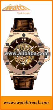 2013 New Product 10 ATM Automatic Watches for men/quartz watch men Relogios Wrist Watch IT10021
