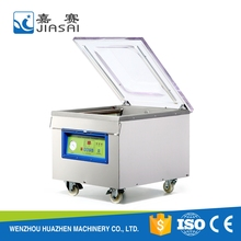 Factory price semi-automatic mini vacuum packing machine for clothes