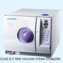 16L Class B Autoclaves Steam Sterilizer 3 Times Vacuum DAC-16 Dental Autoclaves