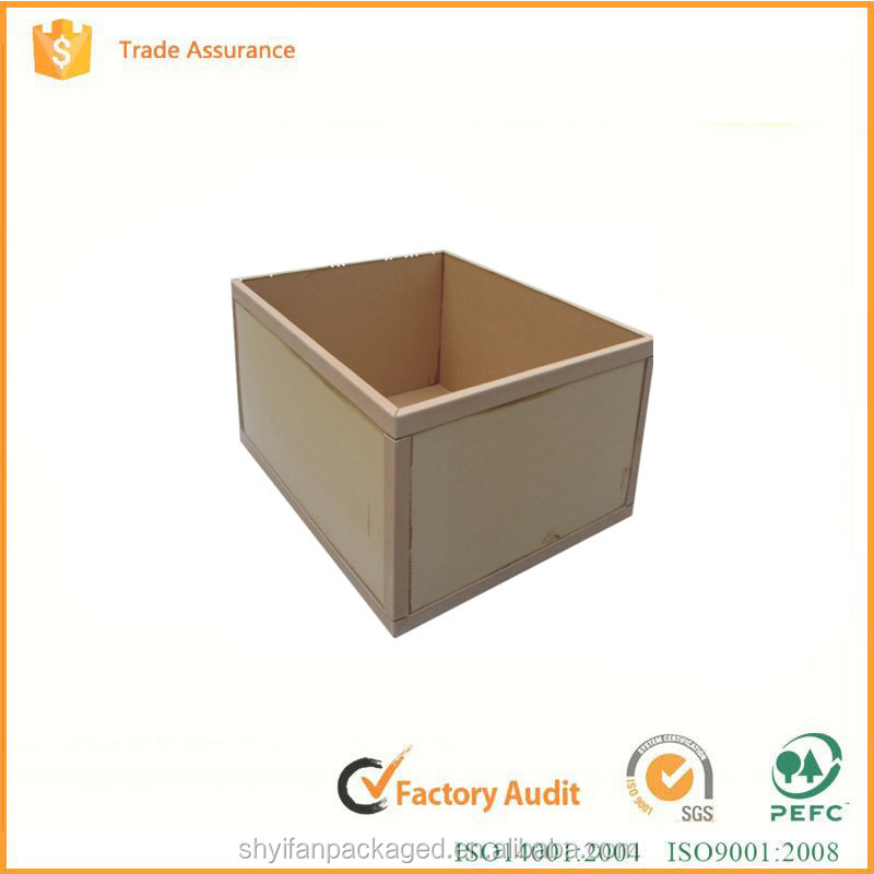 Heavy duty foldable mesh pallet box container & collapsible steel mesh box