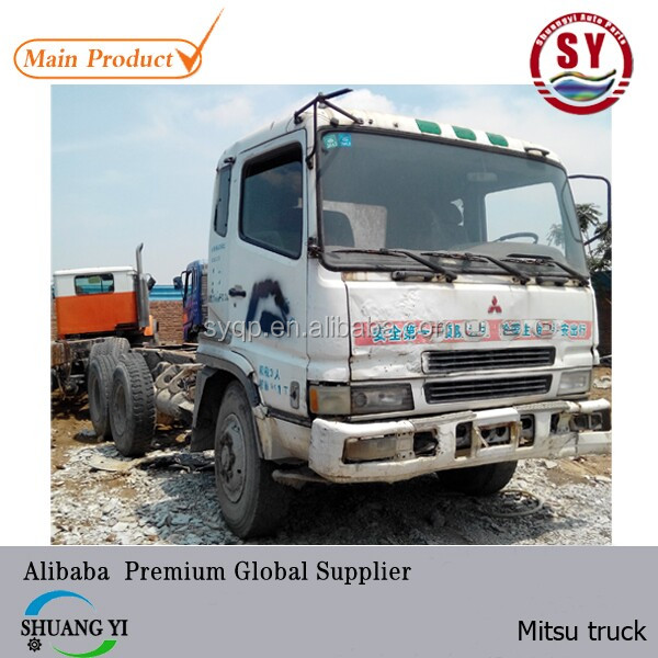 Used original Mitsubishi FK 415 trucks for sale