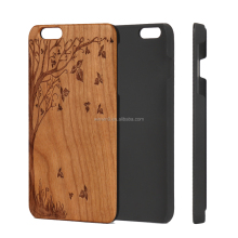 2015 wood carving phone case, wood case for nokia 925, wooden cell phone case