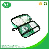 Hot sale emergency tools deluxe bicycle first aid kit