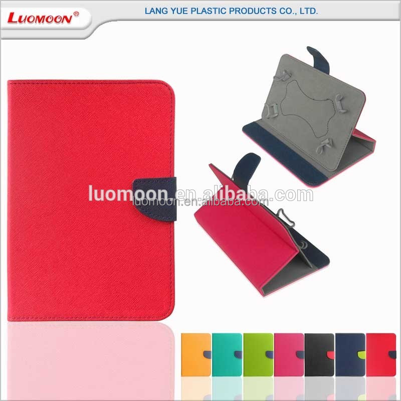 Colorful Filp Leather Stand Case Cover For IPad Cover Air 2/5/6