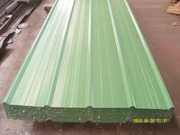 building steel roofing sheet/China corrugated roofing sheet/roofing tile steel panel 0.36mm