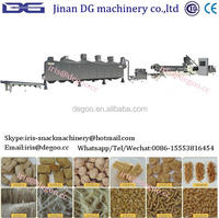 Jinan DG machinery company artificial soy vegetable meat production plant