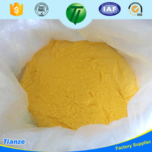 30% Spray Drying Drinking Grade Poly aluminum Chloride With ISO SGS