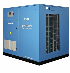 textile cement industry used Low pressure gas screw air compressor 5bar