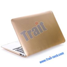 Oil Coated Plastic Hard Shell Case for Macbook A1181 Old White 13.3""