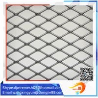 China manufacturer Good service mightey steel expanded metal mesh