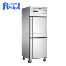 500L Restaurant kitchen equipments Commercial branded refrigerator