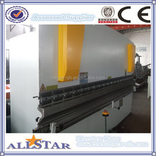 China manufacturer machines to cut and bend iron/flat iron bending machine/box and pan folder
