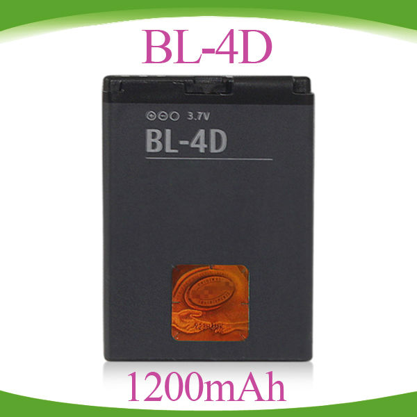 High Quality 100% Genuine Bl-4d Battery For Nokia N97 Mini