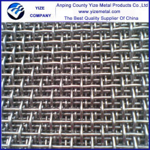 alibaba galvanized square wire mesh barbecue crimped grill wire mesh