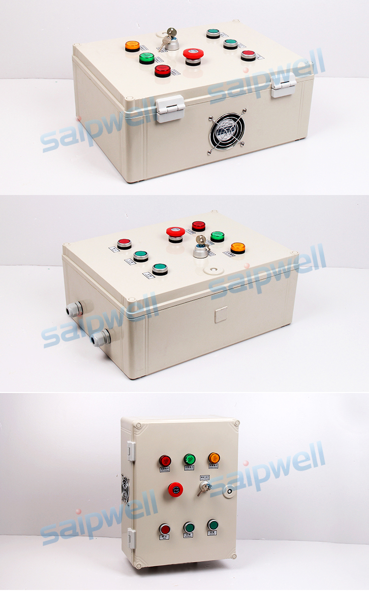 SAIP/SAIPWELL 400*300*160mm IP66 Electric Control Box Waterproof Box