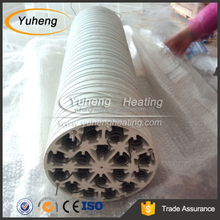 Hardening furnace electric radiant tube heater