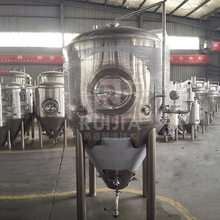 1000L Dimple Jacketed Fermentation Tank