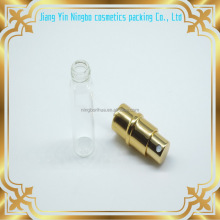 Different styles newly design black painting tube perfume